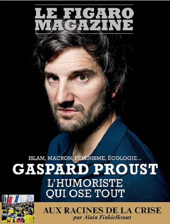 Le Figaro Magazine Du 7 Décembre 2018