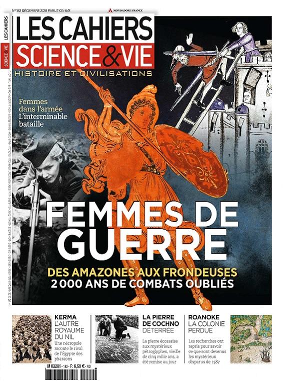 Les Cahiers De Science et Vie N°182 – Décembre 2018
