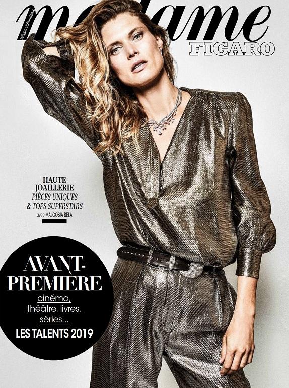 Madame Figaro Du 21 Décembre 2018
