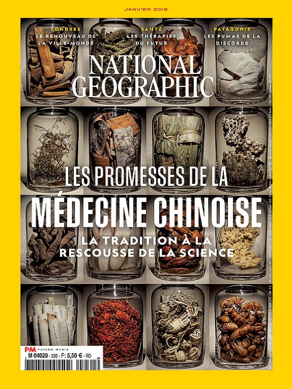 National Geographic N°232 – Janvier 2019
