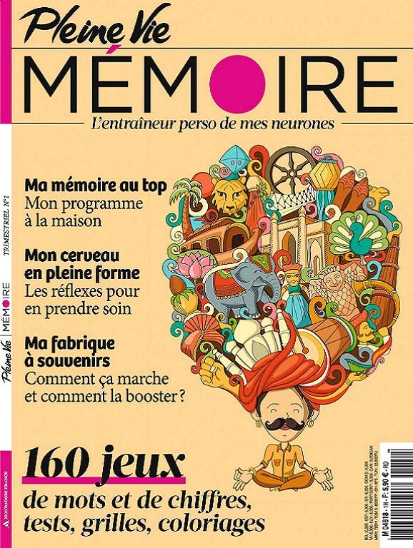Pleine Vie Mémoire N°1 – Janvier 2019