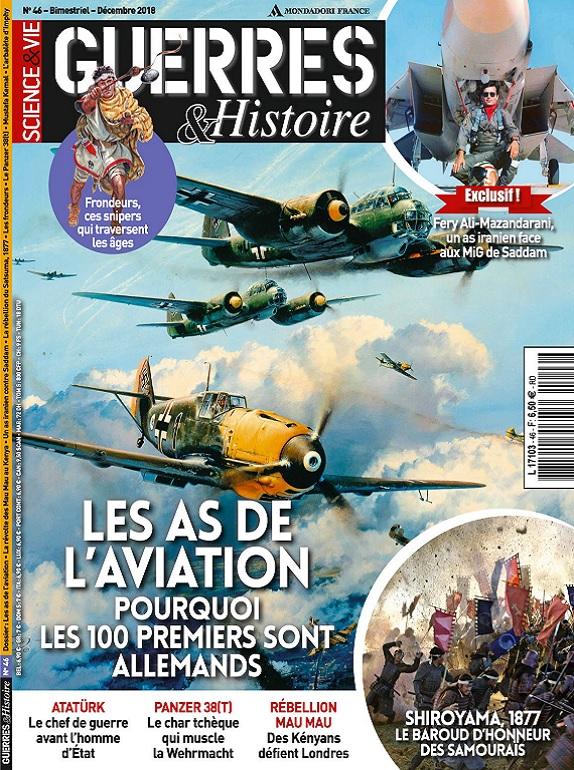 Science et Vie Guerres et Histoire N°46 – Décembre 2018