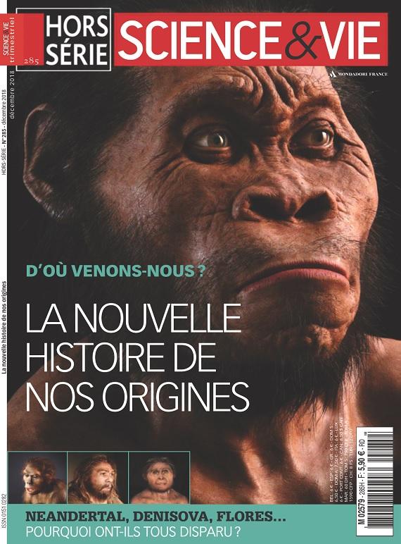 Science et Vie Hors Série N°285 – Décembre 2018