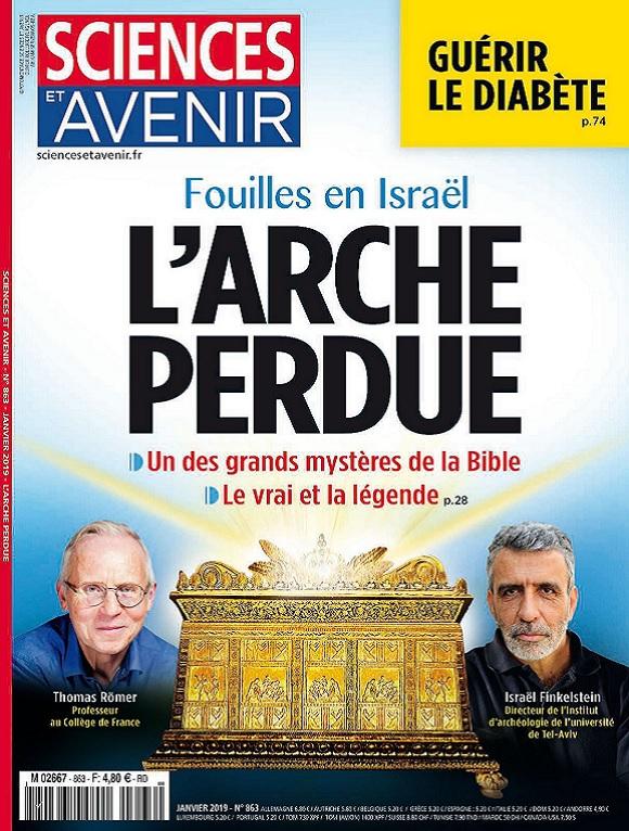 Sciences et Avenir N°863 – Janvier 2019