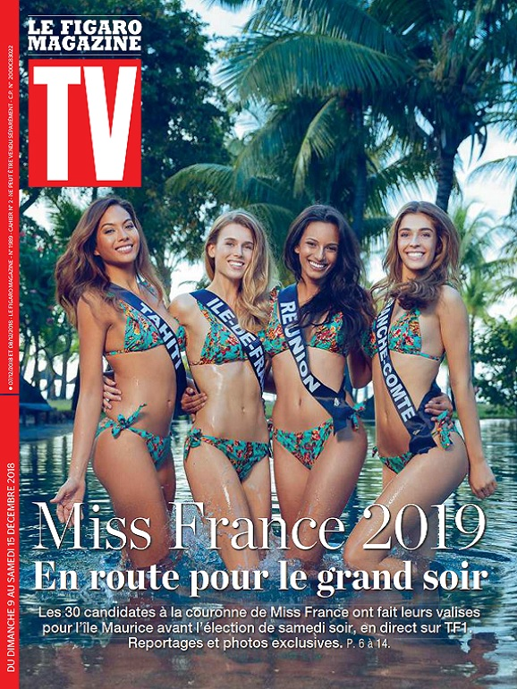 TV Magazine Du 9 Décembre 2018