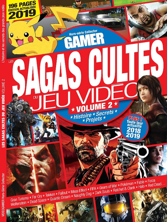 Video Gamer Hors Série Collector N°2 – Janvier 2019