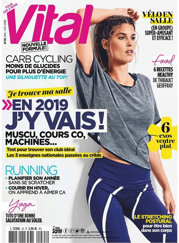 Vital N°35 – Janvier 2019