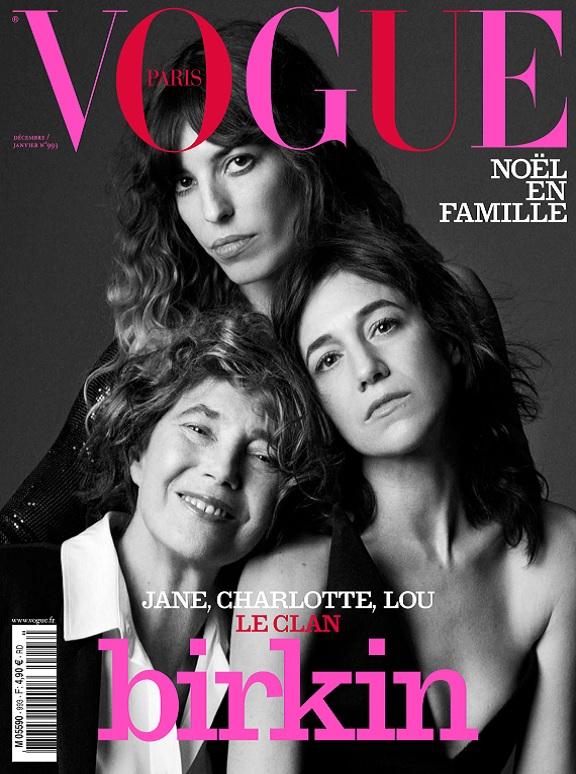 Vogue Paris N°993 – Décembre 2018-Janvier 2019