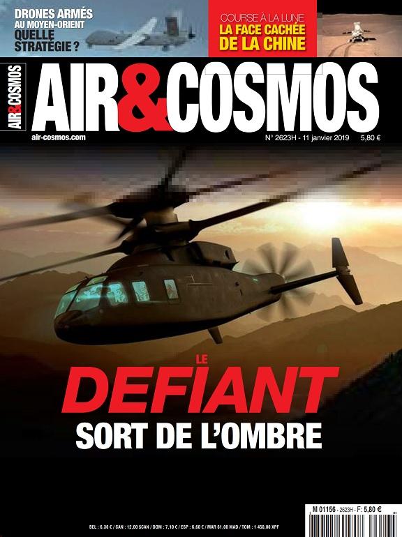 Air et Cosmos N°2623 Du 11 Janvier 2019