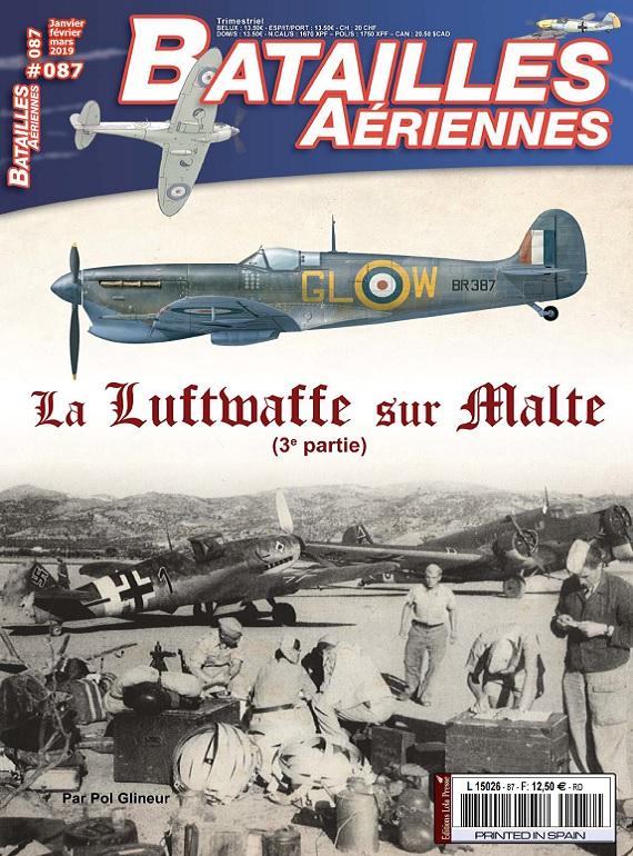 Batailles Aériennes N°87 – Janvier-Mars 2019