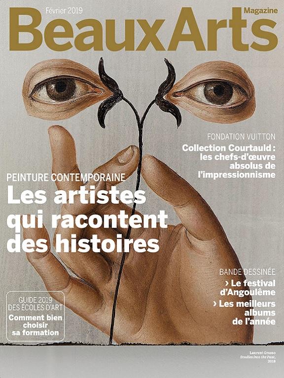Beaux Arts Magazine N°416 – Février 2019
