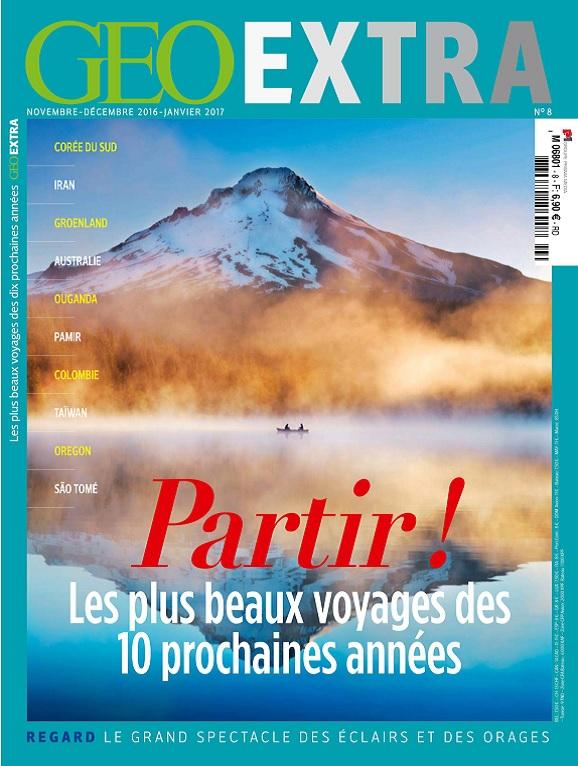 Geo Extra N°8 – Partir !