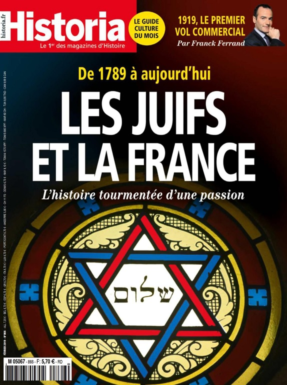 Historia N°866 – Février 2019
