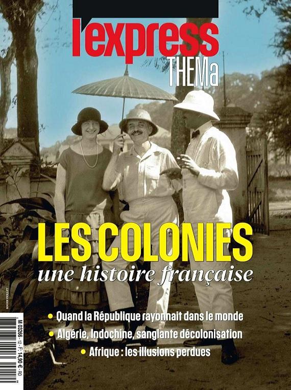 L'Express Théma N°12 – Les Colonies
