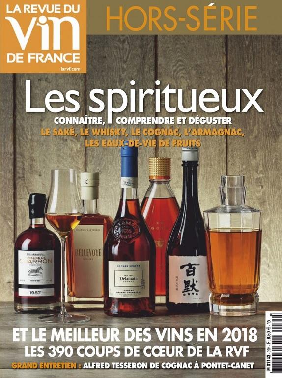 La Revue Du Vin De France Hors Série N°35 – Janvier 2019