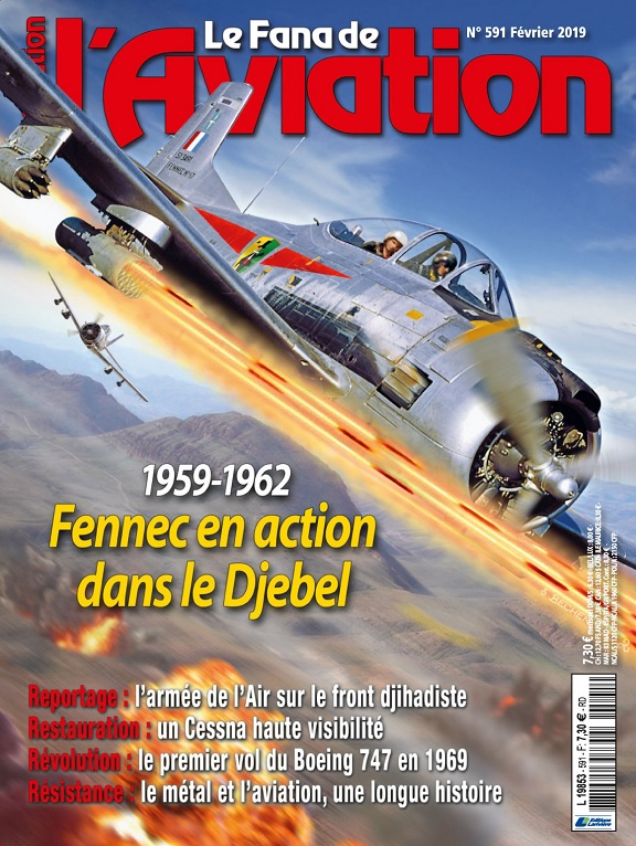 Le Fana De L'Aviation N°591 – Février 2019
