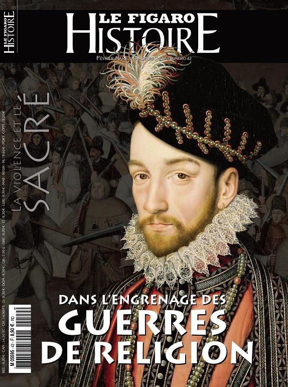 Le Figaro Histoire N°42 – Février-Mars 2019