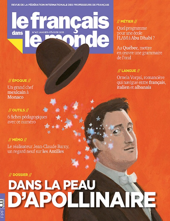 Le Français Dans Le Monde N°421 – Janvier-Février 2019