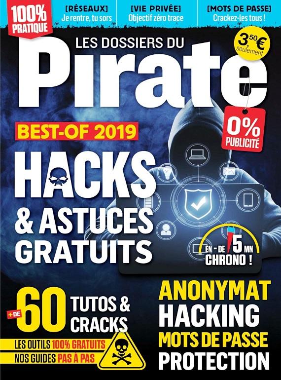 Les Dossiers Du Pirate N°18 – Janvier-Mars 2019