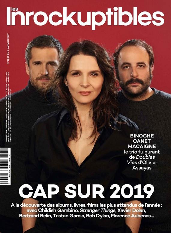 Les Inrockuptibles N°1206 Du 9 Janvier 2019