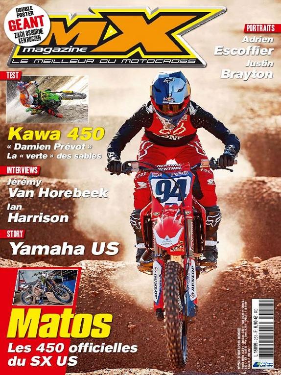 MX Magazine N°253 – Février 2019