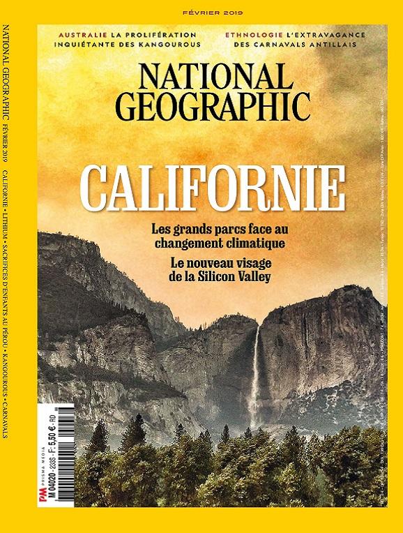 National Geographic N°233 – Février 2019