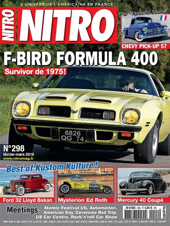 Nitro N°298 – Février-Mars 2019