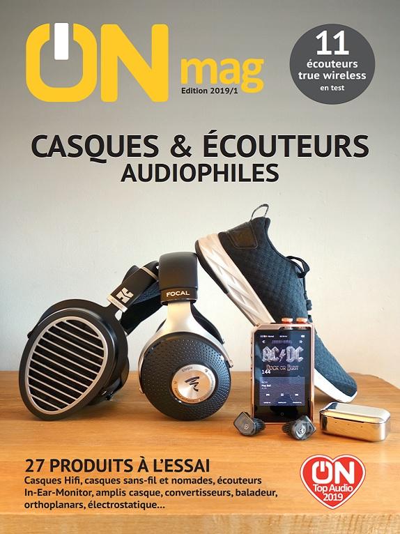 ON Magazine – Guide Casques et Écouteurs Audiophiles 2019