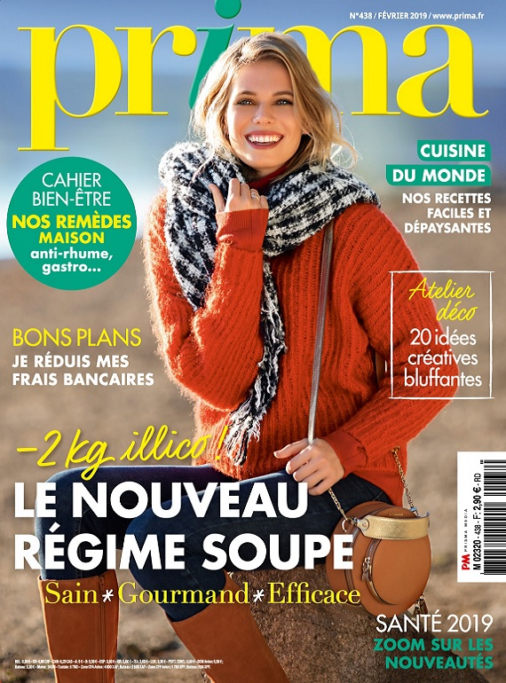 Prima N°438 – Février 2019