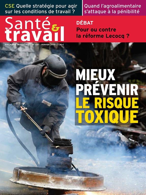 Santé et Travail N°105 - Janvier 2019