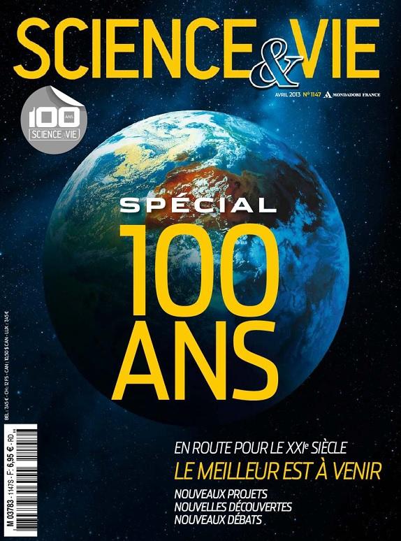 Science et Vie N°1147 – Spécial 100 Ans