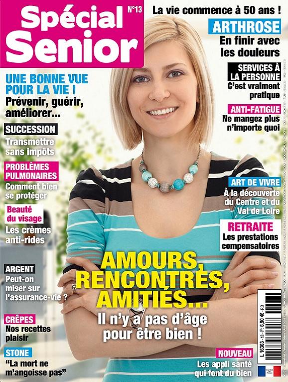 Spécial Senior N°13 – Février-Avril 2019