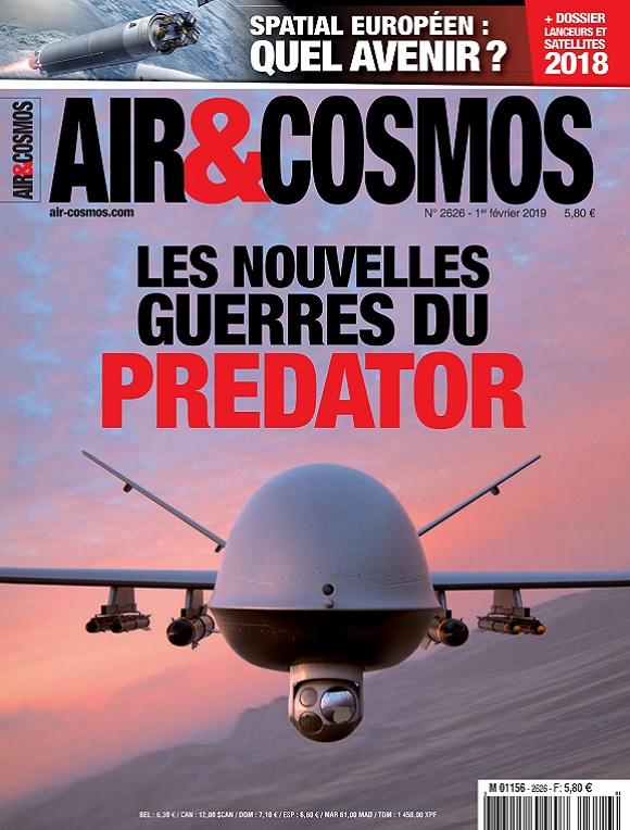 Air et Cosmos N°2626 Du 1er Février 2019