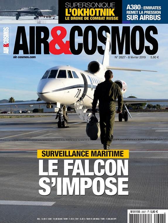 Air et Cosmos N°2627 Du 8 Février 2019