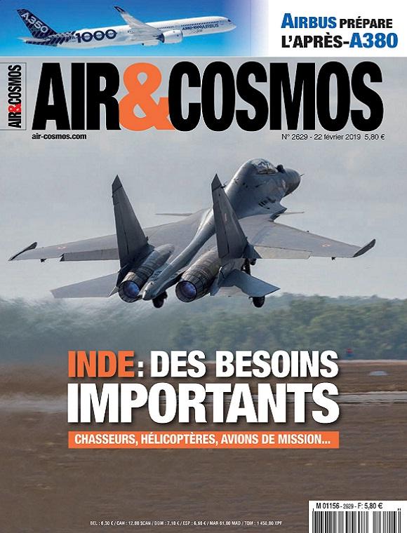 Air et Cosmos N°2629 Du 22 Février 2019