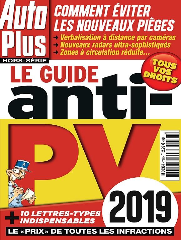 Auto Plus Hors Série N°71 – Le Guide Anti-PV 2019