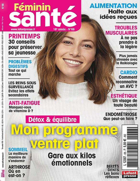 Féminin Santé N°68 - Février-Avril 2019