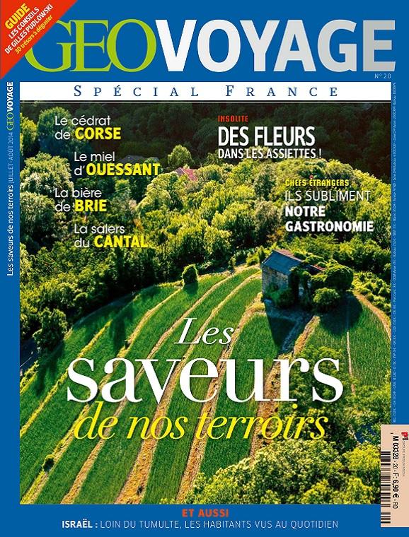 Geo Voyage N°20 – Spécial France