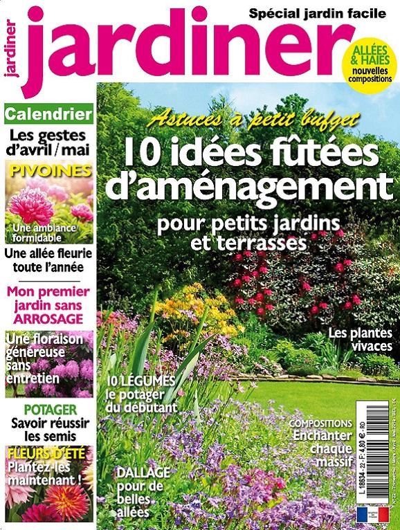 Jardiner N°22 – Mars-Mai 2019