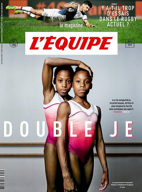 L'Équipe Magazine N°1908 Du 9 Février 2019
