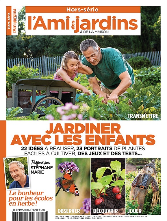 L'Ami Des Jardins et De La Maison Hors Série N°207 – Février 2019
