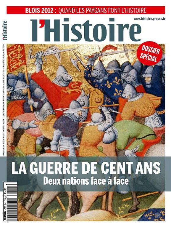 L'Histoire N°380 – La Guerre de Cent Ans