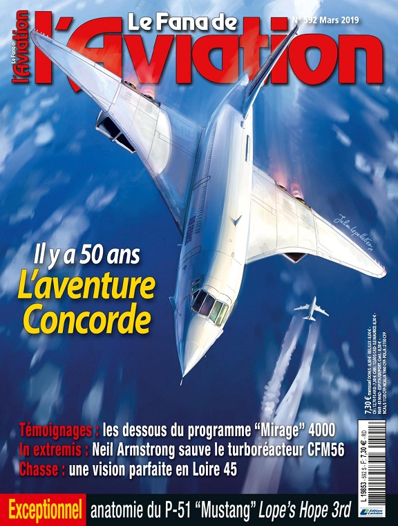 Le Fana De L'Aviation N°592 – Mars 2019