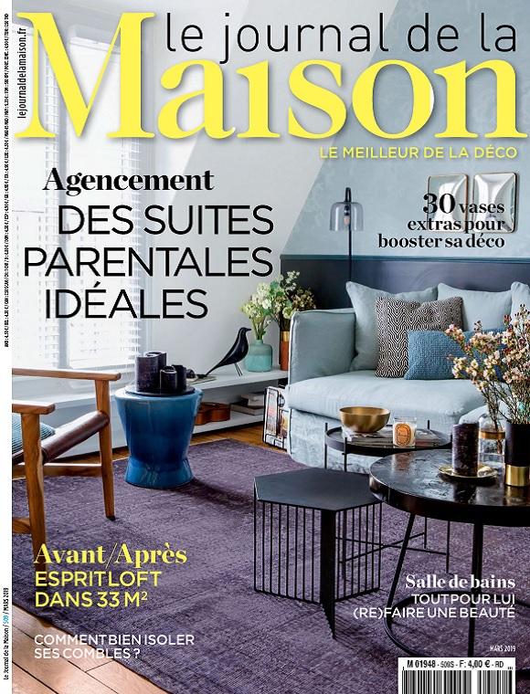 Le Journal De La Maison N°509 – Mars 2019
