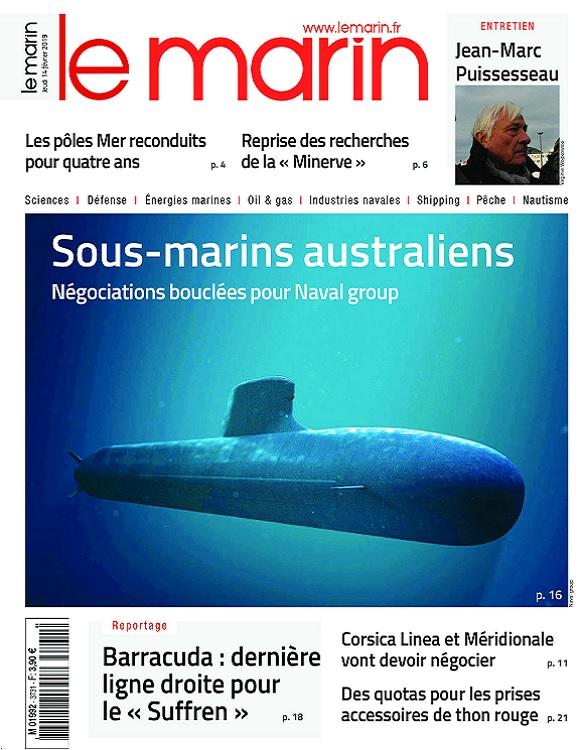 Le Marin N°3731 Du 14 Février 2019