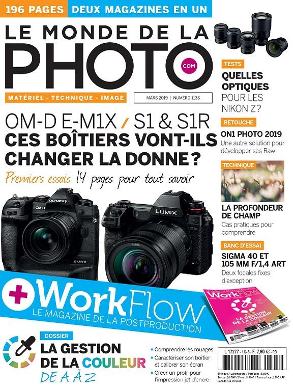 Le Monde De La Photo N°113 – Mars 2019
