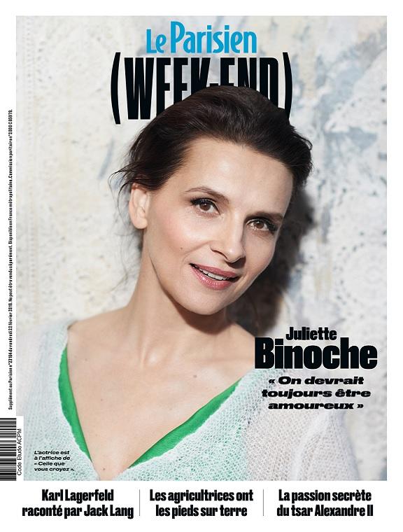 Le Parisien Magazine Du 22 Février 2019