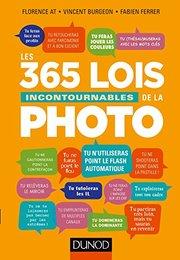 Les 365 lois incontournables de la photo – Collectifs