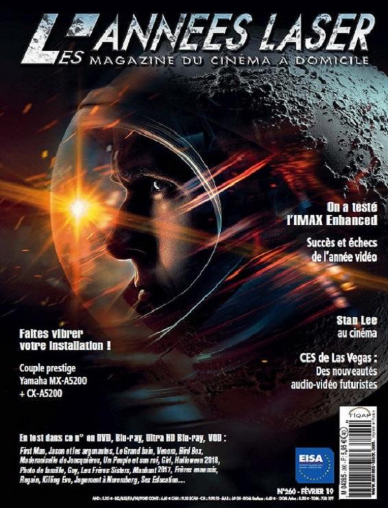 Les Années Laser N°260 – Février 2019