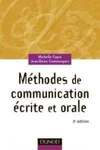 Méthodes De Communication Écrite Et Orale